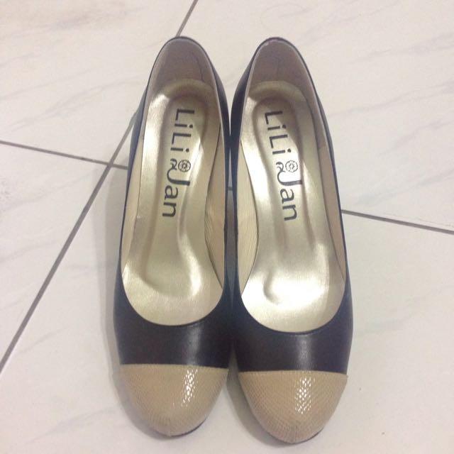 降⬇️Lili Jan 8cm 跟鞋