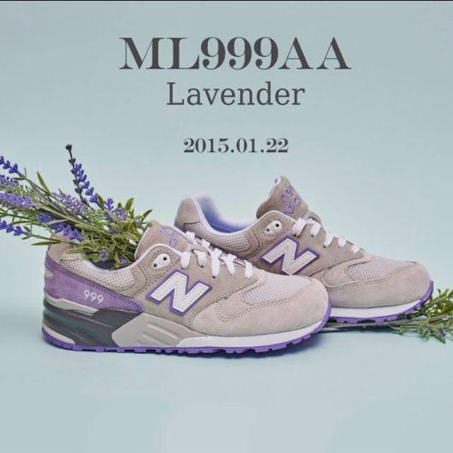New Balance 999 薰衣紫