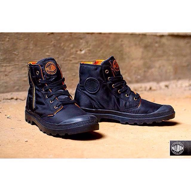 Palladium X Alpha Industries Boots e921333ccf9