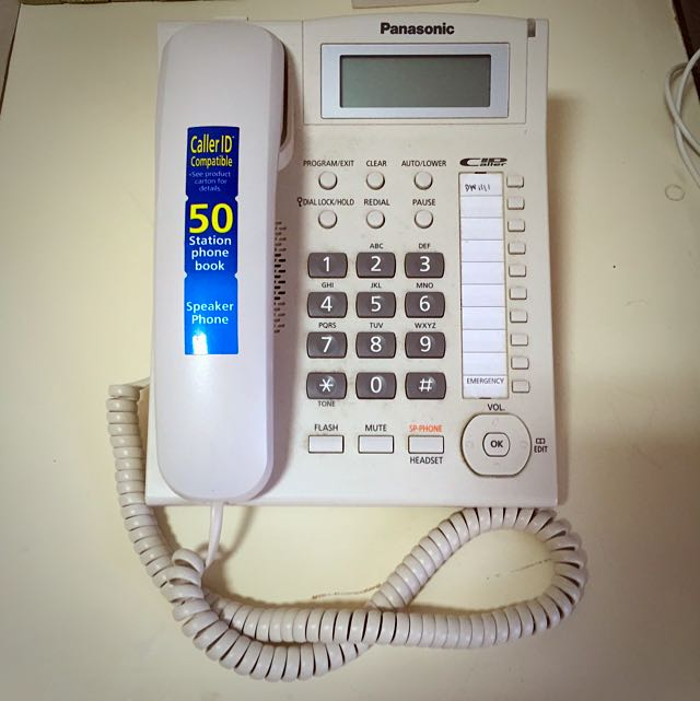 Panasonic Fixed line Phone (TS880MX)