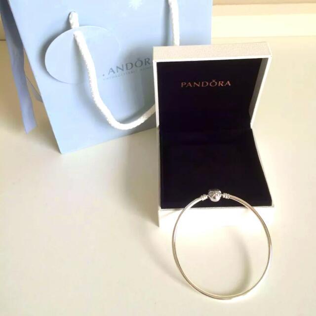 Pandora 2015 Christmas Limited Edition Bow Bracelet