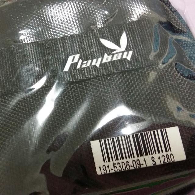 Playboy超高機能性2夾層包