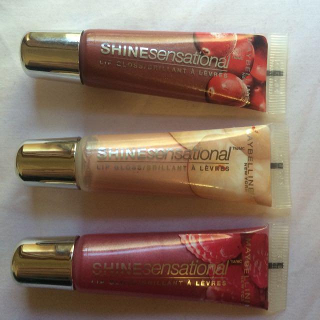 SHINEsensational lipgloss