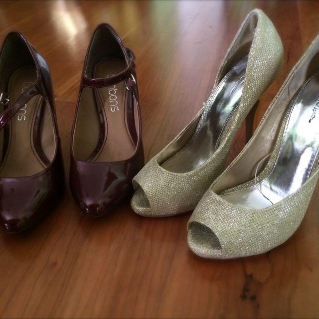 Size 5 Women's Heels