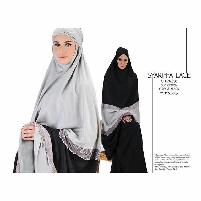 SYARIFFA LACE (Tiara 036)