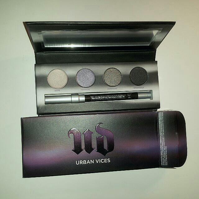 Urban Decay Urban Vices Mini Palette