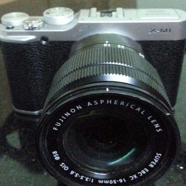 X-M1 Fujifilm Camera