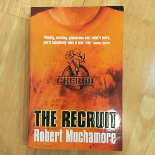 The Recruit by Robert Muchamore
