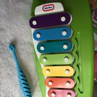 Little tikes Tap A Tune  Xylopohone