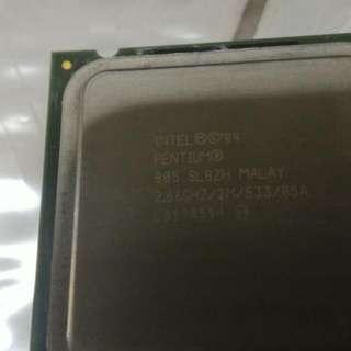 Used Intel Pentium R Processor