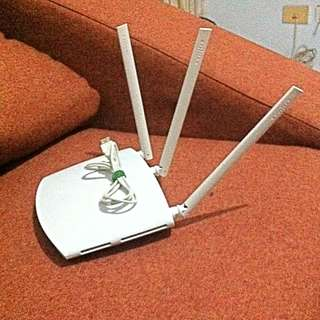 多模式無線網路寬頻分享器