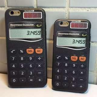 iphone 個性計算機手機殼 圓周率