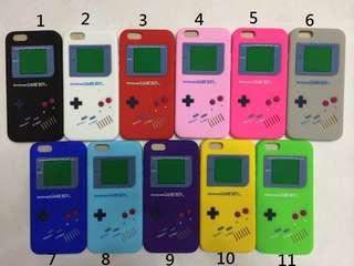 iphone 復古遊戲機 電動玩具軟殼 趣味設計