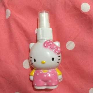 出國旅遊好幫手 Hello Kitty 噴霧式小瓶罐 旅行小物