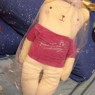 (全新)Bear Two 小熊娃娃