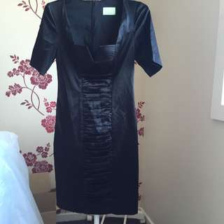 Review Black Dress Size 8