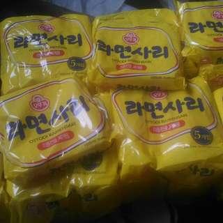 韓國泡麵之純麵條