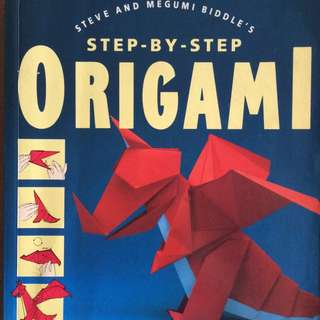 Step By Step Origami By Steve And Megumi Biddle