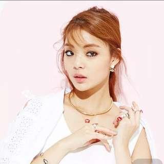 歐美飾品 韓版紅唇 嘴唇耳環 寶石珍珠耳釘