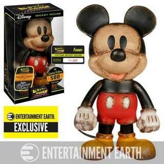 迪士尼 FUNKO 刻古版公仔 6吋(16.5CM) 超級限量 全球僅出產500隻 絕版品