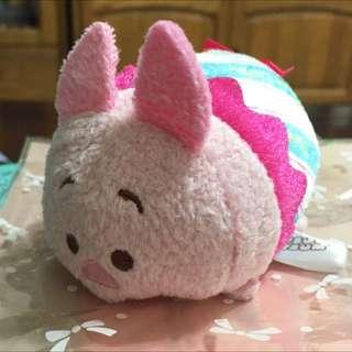 已絕版 正版 糖果版Tsum 小豬 單售 小熊維尼好朋友