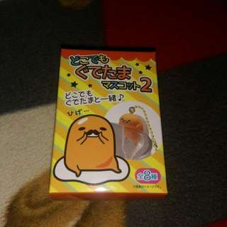 蛋黃哥盒玩