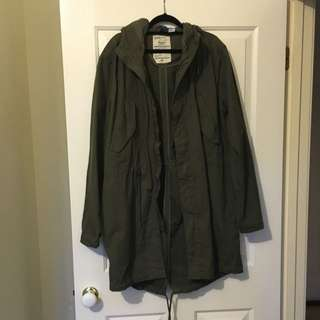 H&M Divided Trench Coat