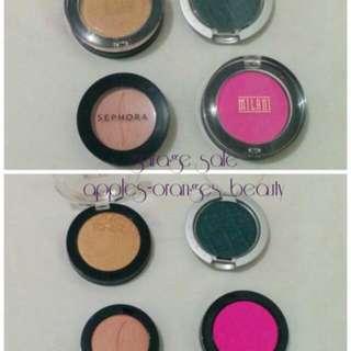 Preloved Makeup Milani Etc