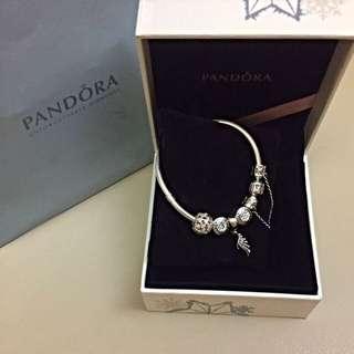 Pandora 潘朵拉 手鍊 一組