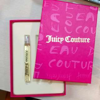 Juicy Coture 同名淡香精 10ml 禮盒拆售