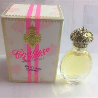 """Juicy Couture """" Couture Couture """" 女性淡香精.5ml全新盧亞公司貨"""