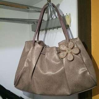 Pre Loved Purple Bag