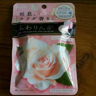 日本✨kracie花香軟糖