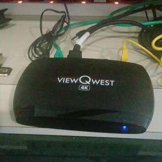 viewqwest 4k tv