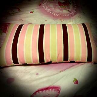 (含運)全新出清 枕頭套一組兩個 台灣制