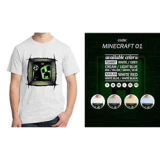Kaos MINECRAFT 01