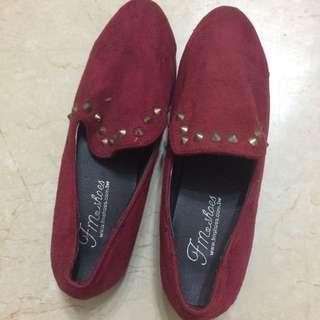 近全新復古卯丁鞋