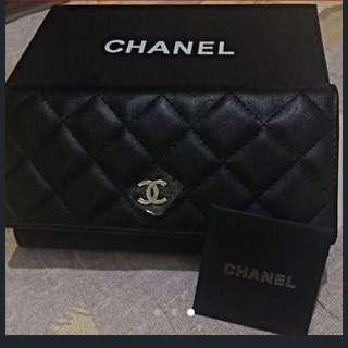 Chanel 皮夾