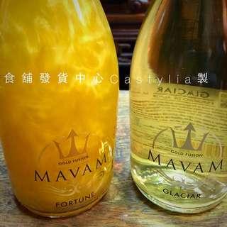 唯一正貨「星空酒」「分子酒」「銀河酒」MAVAM火焰分子氣泡酒
