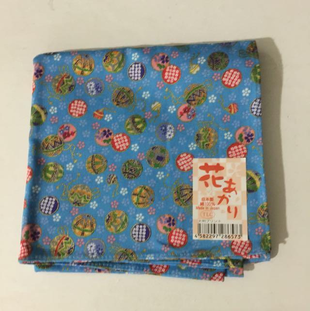 正日本純棉手帕