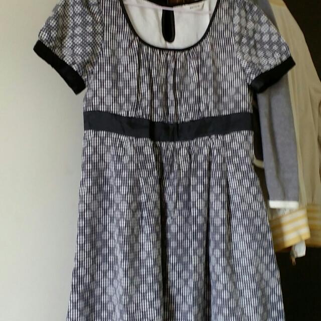 娃娃裝(連身裙)