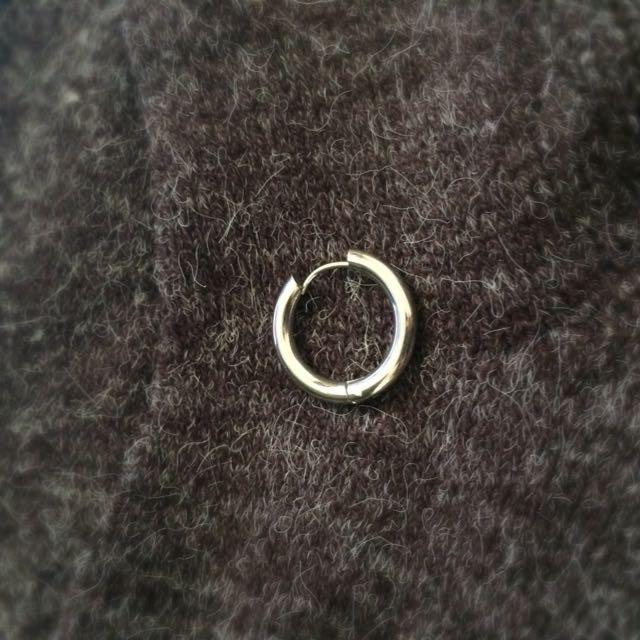 (保留中)全新 ⭕️⭕️ 歐美圓圈圈耳環
