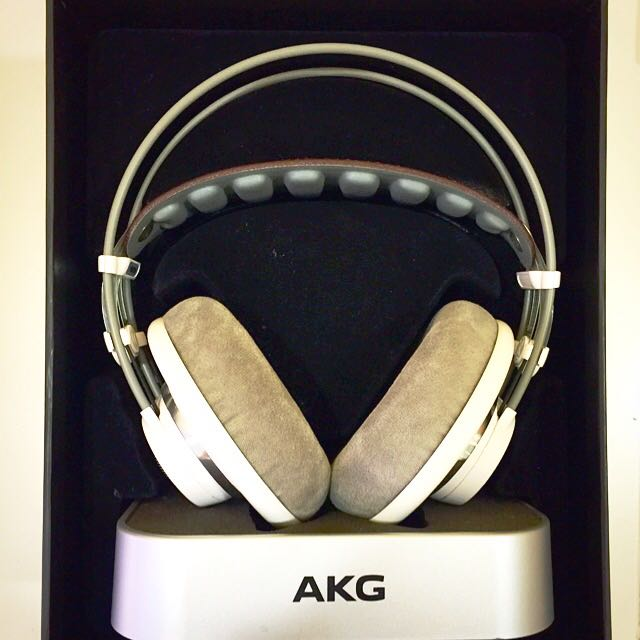 a578ee0577b AKG K701 Premium Class Reference Headphones, Electronics on Carousell