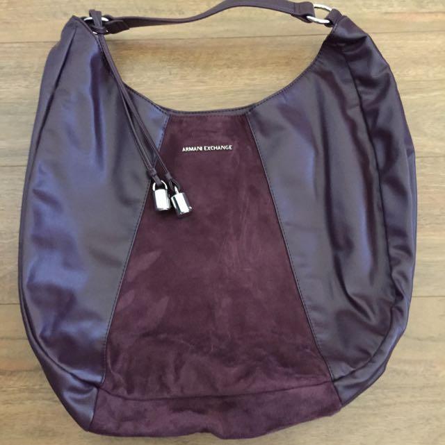 Armani Exchange Bag As New