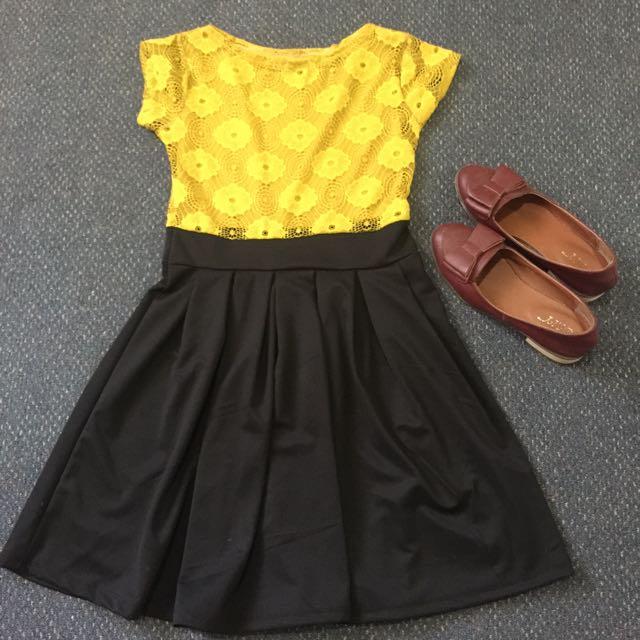 Basic Dress Size 6/8
