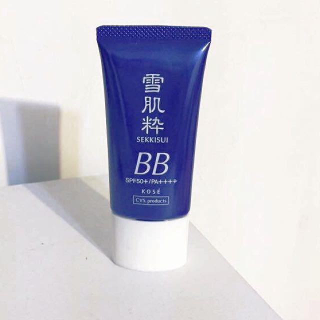全新日本帶回❄️雪肌粹防曬BB霜01色