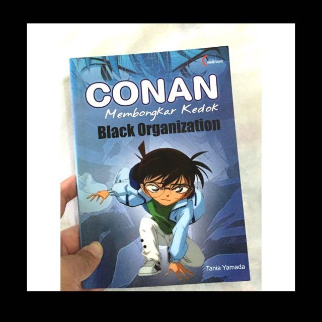 Buku Conan