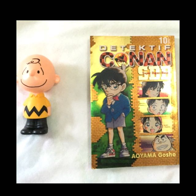 Buku Detektif Conan