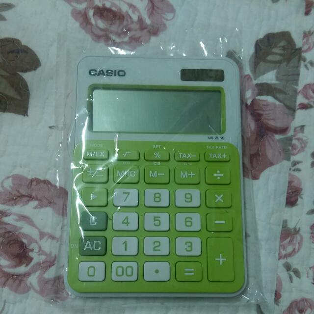 CASIO計算機(12位)