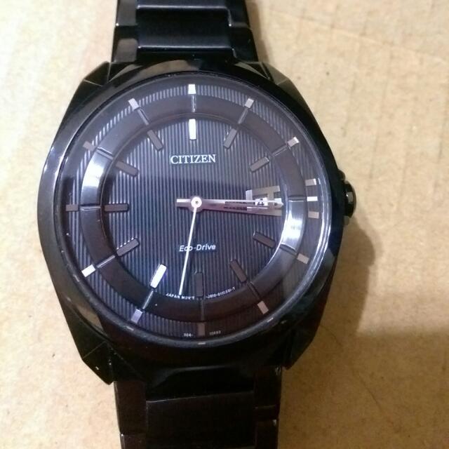 CITZENN  AW1015-53E光動能時尚男錶
